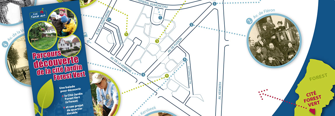 Promouvoir et défendre l'urbanisme et les espaces naturels de la cité-jardin.