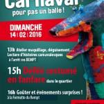 8e Carnaval pour pas un Balle