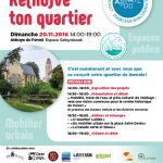 Forum participatif quartier Abbaye