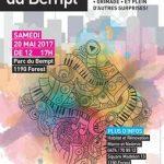 16e Fête du Bempt, ce samedi 20 mai de 12h à 17h
