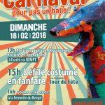 Des images du Carnaval pour pas un Balle
