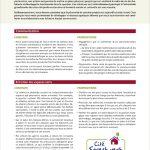 Elections communales 2018 – Memorandum Cité Forest Vert